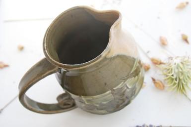 fall pitcher