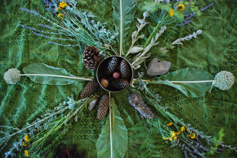 plant altar